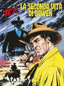 Tex Willer Mensile 703 - La seconda vita di Bowen (05/2019)