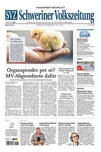 Schweriner Volkszeitung Hagenower Kreisblatt - 13. Januar 2020