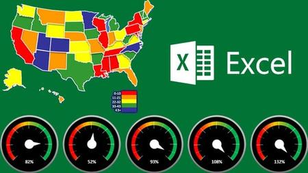 Advanced Excel Dashboard with VBA
