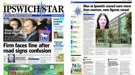Ipswich Star – March 15, 2018