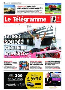 Le Télégramme Brest Abers Iroise – 02 octobre 2021