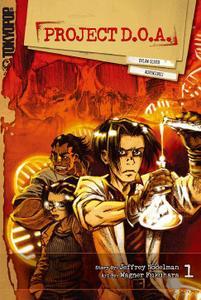 Tokyopop-Project D O A Vol 01 2020 Hybrid Comic eBook