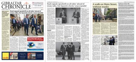 Gibraltar Chronicle – 30 March 2021