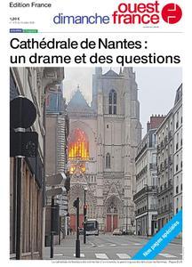 Ouest-France Édition France – 19 juillet 2020