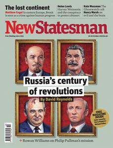 New Statesman - 20 - 26 October 2017