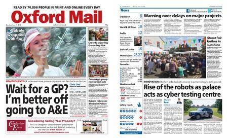 Oxford Mail – June 11, 2018