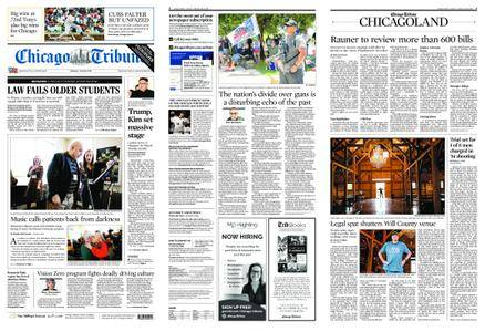 Chicago Tribune – June 11, 2018