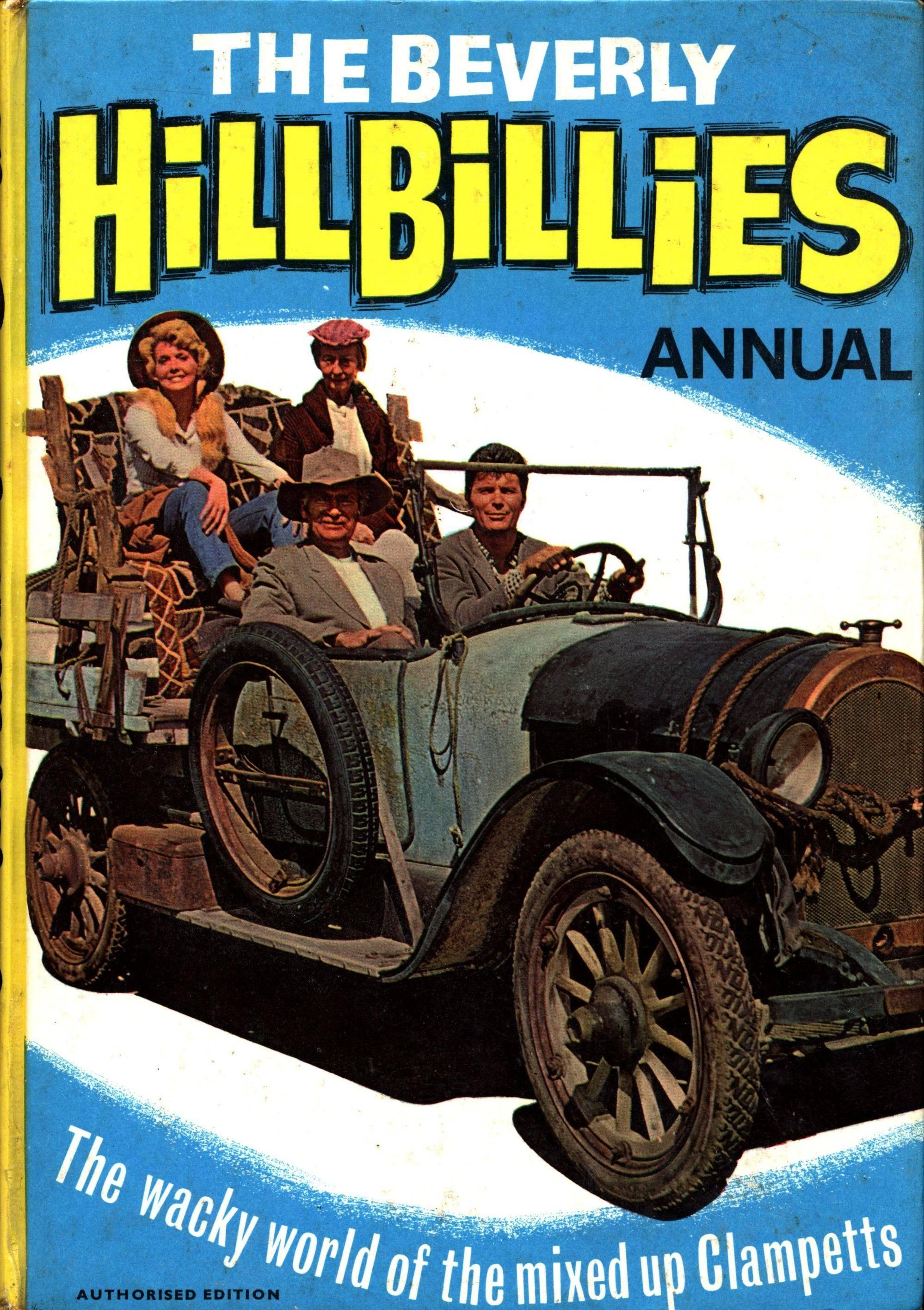 The Beverly Hillbillies Annual 1965 Bogof39