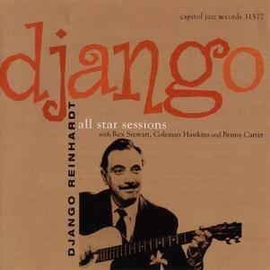 Django Reinhardt - All Star Sessions (1935-1939) {Capitol Jazz 7243 5 31577 2 2 rel 2001}