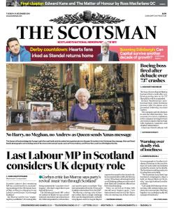 The Scotsman - 24 December 2019