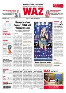 WAZ Westdeutsche Allgemeine Zeitung Oberhausen-Sterkrade - 05. Juli 2018