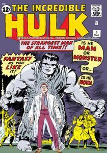 For PostalPops -  The Incredible Hulk 001 1962 digital Minutemen-Slayer cbr