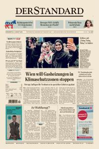 Der Standard – 01. August 2019