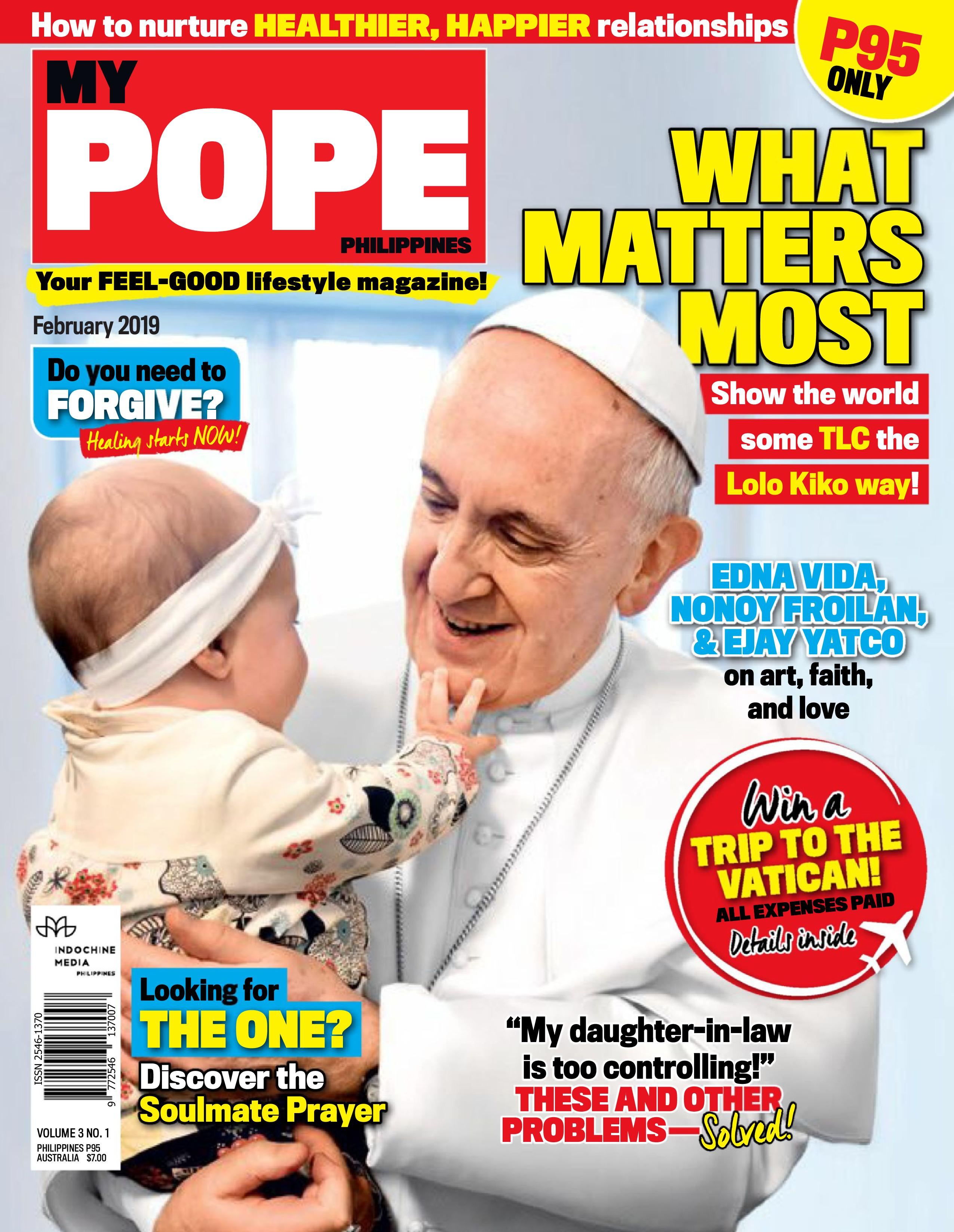 My Pope Philippines - February 2019