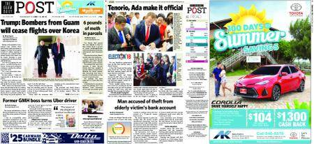 The Guam Daily Post – June 13, 2018