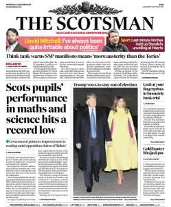 The Scotsman - 4 December 2019