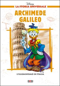 La Storia Universale Disney - Volume 25 - Archimede Galileo (Gedi)