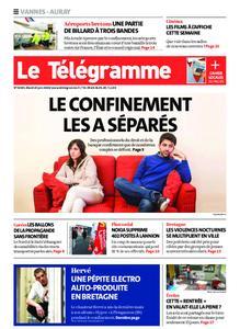 Le Télégramme Auray – 23 juin 2020