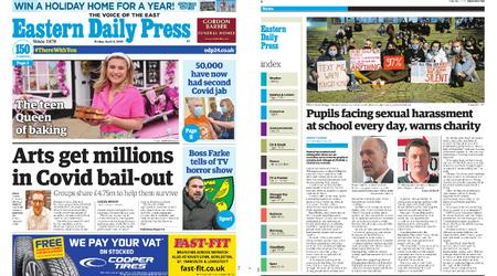 Eastern Daily Press – April 02, 2021