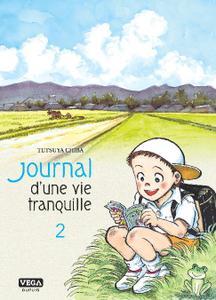 Journal d une vie tranquille T02