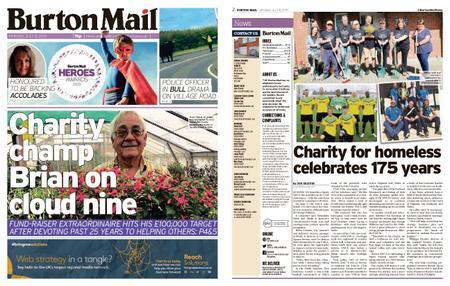 Burton Mail – July 08, 2019