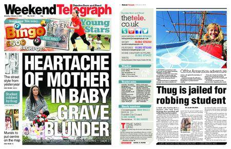 Evening Telegraph First Edition – February 03, 2018
