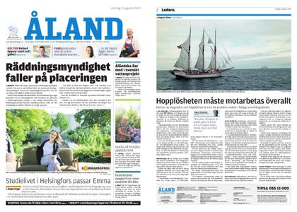 Ålandstidningen – 03 augusti 2019