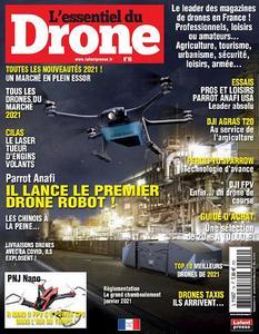 L'essentiel du Drone - Janvier-Mars 2021
