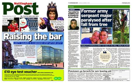 Nottingham Post – November 27, 2018