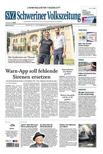 Schweriner Volkszeitung Ludwigsluster Tageblatt - 17. September 2019
