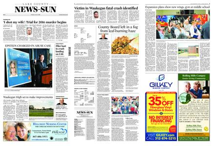 Lake County News-Sun – July 09, 2019