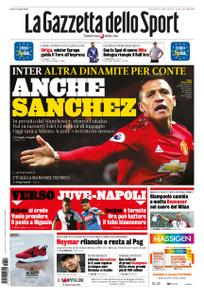 La Gazzetta dello Sport Sicilia – 28 agosto 2019