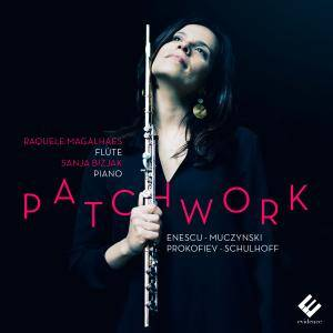 Raquele Magalhaes & Sanja Bizjak - Patchwork (Works for Flute and Piano) (2016) [Official Digital Download]