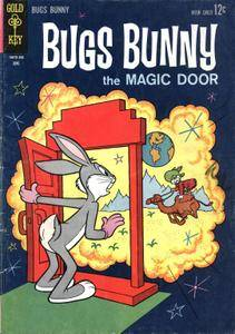 Bugs Bunny 89 Gold Key Jun 1963