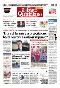 Il Fatto Quotidiano - 05 novembre 2018