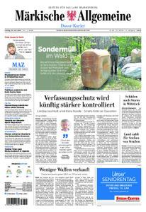 Märkische Allgemeine Dosse Kurier - 14. Juni 2019