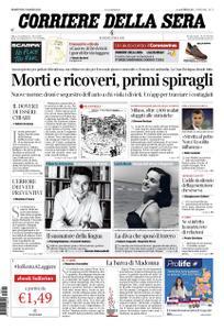 Corriere della Sera – 24 marzo 2020