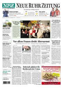 NRZ Neue Ruhr Zeitung Essen-Postausgabe - 17. Oktober 2017