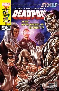 AXIS series 3067 038 Deadpool 038 2015 Digital