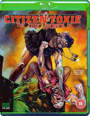 Citizen Toxie: The Toxic Avenger IV (2000)