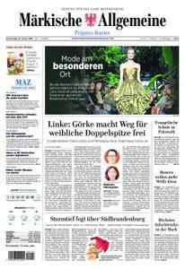 Märkische Allgemeine Prignitz Kurier - 18. Januar 2018