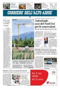 Corriere dell'Alto Adige - 19 Agosto 2018