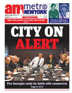 AM New York - March 03, 2020