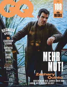 GQ Germany - November 2020