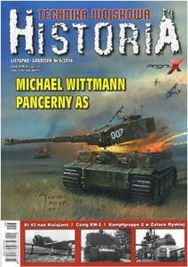 Technika Wojskowa Historia №6 Listopad-Grudzien 2016