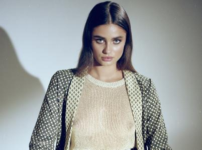 Taylor Hill by Izack Morales for InStyle Mexico November 2019