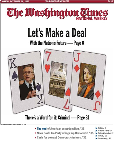 The Washington Times (National Weekly) - 28 December 2009
