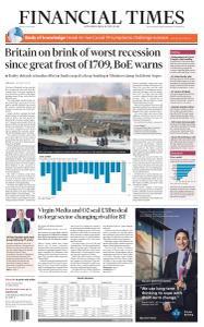 Financial Times UK - May 8, 2020