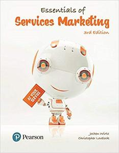 Essentials of Services Marketing, 3rd Edition (repost)