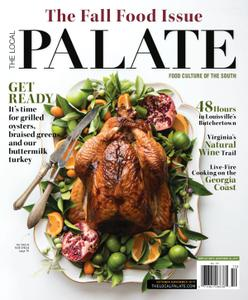 The Local Palate – October 2019